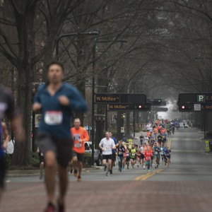 The Greenville News Run Downtown 5k 2017